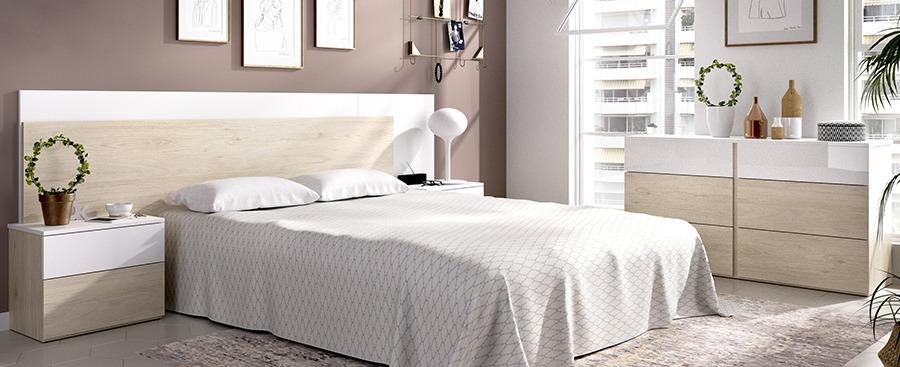 Dormitorio en armonía