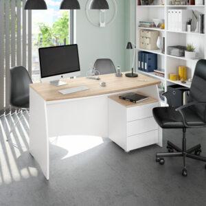 Mesa de despacho en casa