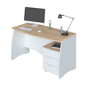 Mesa de despacho con cajones