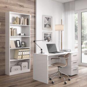 Mesa despacho con 3 cajones Theon