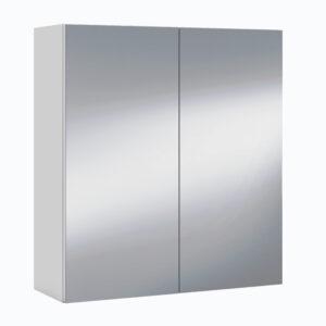 Módulo camerino de 2 puertas y espejo